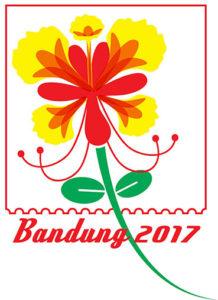 Bandung 2017 Logo